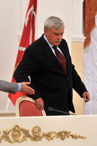 В губернаторское кресло сядет настоящий патриот России
